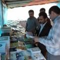 برپایی نمایشگاه کتاب قرآن و عترت در نکا/ عکس