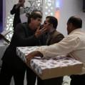 محفل انس با قرآن از سوی موسسه روح الامین نکا همراه باضیافت افطار/عکس