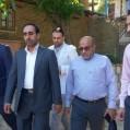 """بازدید میدانی """"فرماندارنکا """"از بخش هزار جریب / به روایت تصویر"""