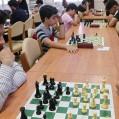 برگزاری مسابقات شطرنج برروی خط و حضوری/ فیلم و عکس