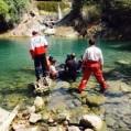 جسد گردشگر اراکی در رودخانه هراز پیدا شد