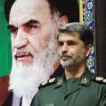 مهدی متوسلی بعنوان فرمانده سپاه نکامعرفی شد/تصویر