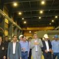قدردانی  استاندار مازندران از تلاش جهادی کارکنان نیروگاه شهید سلیمی نکا