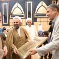 ازخدمات هشت ساله حجت الاسلام  طاهری مدیر حوزههای علمیه مازندران  قدردانی شد