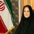 نخستین بخشدار زن در استان مازندران منصوب شد