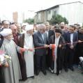 پل و بلوار آزادگان نکا افتتاح شد/ تصویر