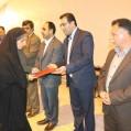 تجلیل و قدردانی فرماندار نکا از خبرنگاران / تصویر