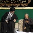 سردار سلیمانی در کسوت پاسداری؛ از دفاع مقدس تا امروز +فیلم