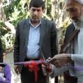 افتتاح  یک باب مسکن  مددجوی امداد در نکا/ عکس