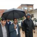 فرماندار نکا از مردم و دستگاههای خدمات رسان سیلاب اخیر قدردانی کرد