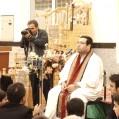 محفل انس باقرآن درامام زادگان عبدالکریم و عبدالرحیم نکا/ عکس و فیلم