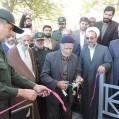 افتتاح ۵۰ یادمان شهدای تک مزار در مازندران+تصویر