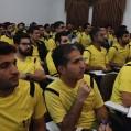 کلاس داوری  فوتبال  به میزبانی  نکا/ تصویر
