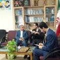 دکترباقری ازبرنامه های جدیددرجهت رفا فرهنگیان نکاخبرداد/ تصویر
