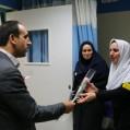 فرماندار نکا: پرستاران  با عشق و فداکاری بر نیازهای روحی بیمار مرهم مینهند/ عکس 