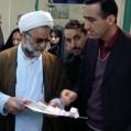 شورای هیات مذهبی نکا ازپرستاران  تجلیل کرد / تصویر
