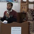 برگزاری  شب شعر انقلاب در تازه آباد کلای نکا (فجر ۴۰)۴۸/ تصویر