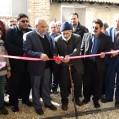 درنهمین روز از دهه فجر دو طرح در نکا افتتاح شد(فجر ۴۰)۳۱/ تصویر
