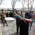 مشعل انقلاب در شهرستان نکا روشن شد(فجر ۴۰)۲۵/تصویر
