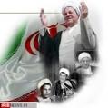ویژه برنامه یادبود آیت الله هاشمی رفسنجانی درنکا(فجر ۴۰)۲۹/ تصویر