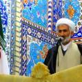 امام جمعه موقت نکا/روحیه انقلابی،ملت مارادرجهان توانمندنمود/ تصویر