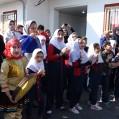 اردوی درون مدرسه ایی درفضای با نشاط برگزارشد/ ویدئو+ عکس