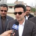 حسین زادگان :درجریان سیلاب اخیر ورزش مازندران۱۲میلیارد تومان خسارت دید/ تصویر