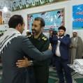کارکنان دولت در شهرستان نکا با سپاه میثاق مجدد بسته اند / تصویر