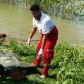 کشف جسد جوان نکایی از آب بندان شهاب الدین