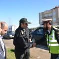 معاون سیاسی امنیتی فرماندار نکا از زحمات پرسنل انتظامی قدردانی کرد/ تصویر