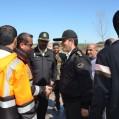 فرمانده انتظامی نکا از حضور ۱۰۰هزار نفر مسافر در ۱۳ فروردین در طبیعت نکا خبر داد