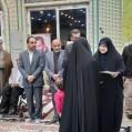 رئیس بنیاد شهید نکا : ازمقام سردار طوسی و جانبازان دفاع مقدس تجلیل شد/ تصویر