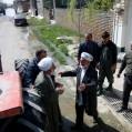 ارسال دومین مرحله کمکهای مردمی نکا به استان گلستان/تصویر