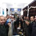 اقدام خودجوش و تحسین بر انگیز نیروهای مسلح نکا درحمایت ازسپاه پاسداران