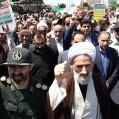 خروش عظیم مردم نکا در حمایت از آرمان فلسطین / عکس+ویدئو