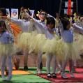 اجرای برنامه جشن الفبای فارسی یا رقص باله درسالن ارشاد اسلامی نکا !/تصویر