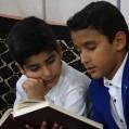 به میزبانی  شهاب الدین نکا محفل انس با قرآن برگزار شد/ ویدئو + عکس