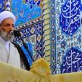 امام جمعه نکا:تمام داشته های ما به برکت خط سازش ناپذیری و انقلابی بود/ تصویر