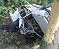 ۴کشته در سانحه رانندگی جاده گهرباران میاندرود
