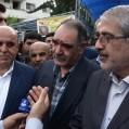 دومین جشنواره ملی تمشک جنگلی ایران در نکا آغاز شد /ویدئو +عکس