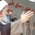 از مقام شامخ علما و شهدای زرندین پائین نکا تجلیل شد / تصویر