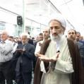 نمازعید فطر درمصلای امام خمینی نکا برگزار شد/ عکس+ویدئو