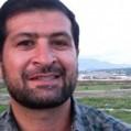 بازگشت پیکر شهید مدافع حرم ابراهیم عشریه به وطن