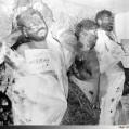 وحشیانه ترذین جنایت مزدوران آمریکا منجر به کشته شدن دهها تن از مسئولان نظام شد /تصویر ۳۶۰