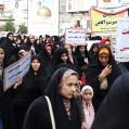 """اجتماع مردمی بانوان نکایی با موضوع """"حجاب حافظ خانواده """"برگزارشد/ تصویر"""