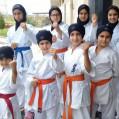 برگ زرین دیگری برای کاراته نکا رقم خورد/ تصویر
