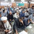 مراسم دعای پر فیض عرفه در مسجد جامع نکا برگزار شد/ تصویر