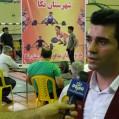 نکا میزبان شایسته مسابقات ورزشی وزنه برداری انتخابی کشور/ تصویر