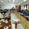 جلسه تقسیم بودجه شهرستانی و کمیته برنامه ریزی نکا/تصویر