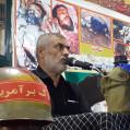 از مقام شامخ  آلاله های مسجد شهدای نکا تجلیل شد/ تصویر